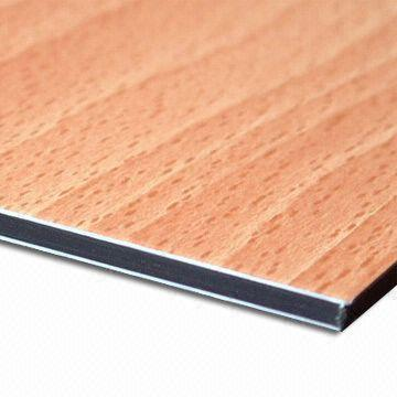 4mm PVDF Outdoor Decoration Aluminum Composite Panel ACP