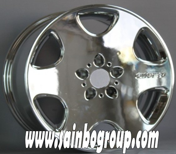 Fine Process Replica / Aftermarket Alloy Wheel