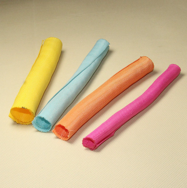 China Fabric Woven Split Tubular Harness Wrap Photos ... on