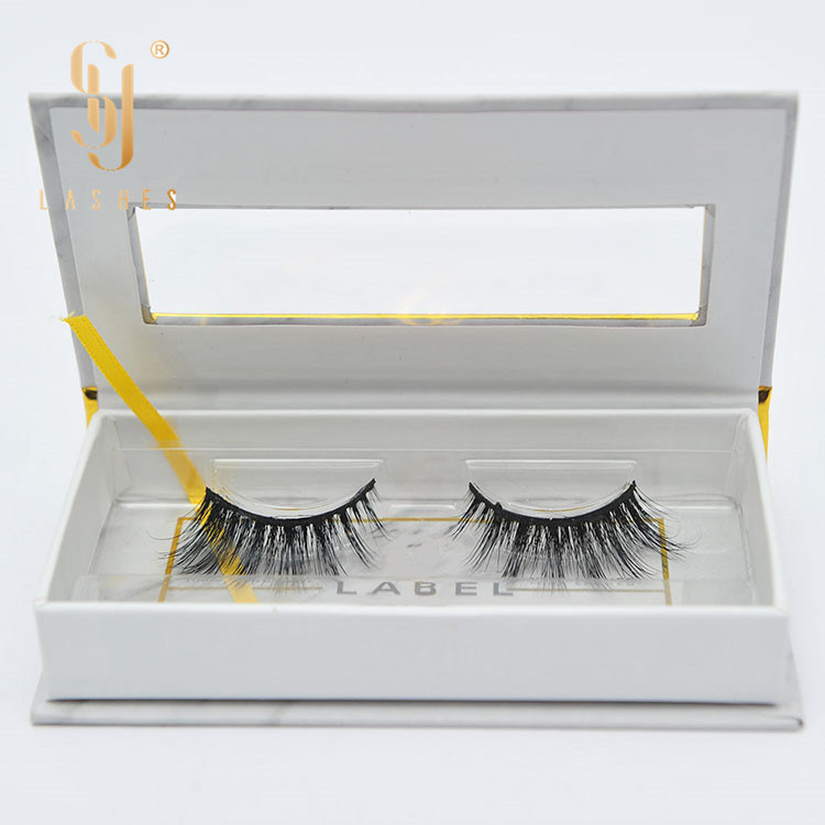 China Create Your Own Brand Beautier Lashes Red Cherry Eyelashes