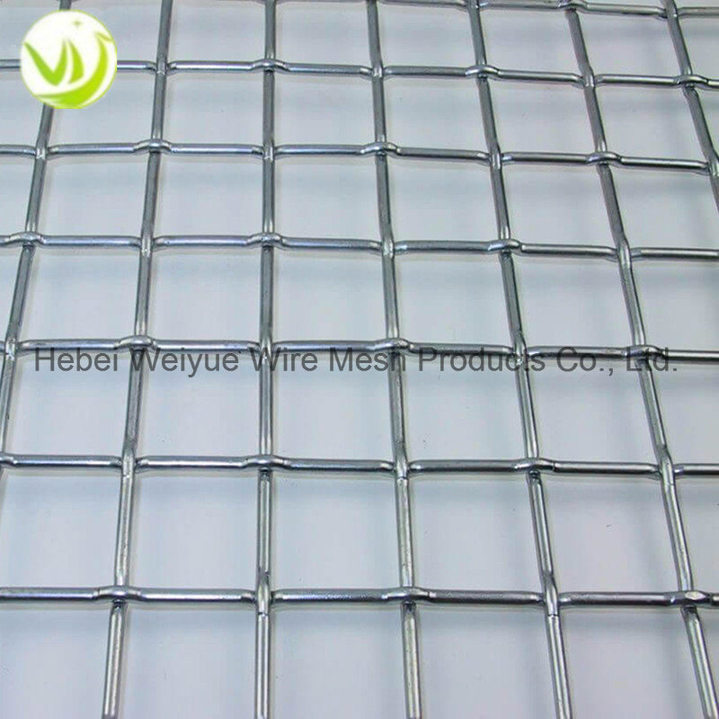 China High Tensile Stainless Steel Crimped Wire Mesh for Mining ...