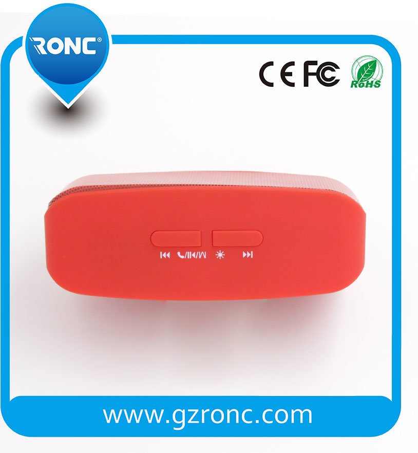 Factory Wholesale Portable Mini Bluetooth Speaker for Smartphone