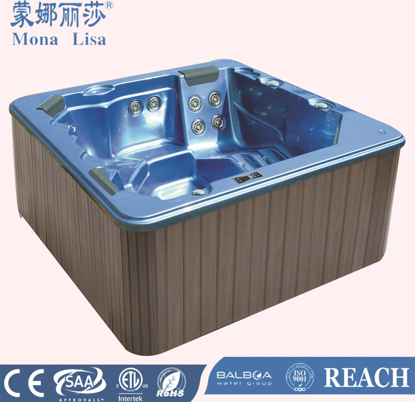 China Monalisa USA Lucite Acrylic Balboa Control SPA Hot Tub (M-3327 ...