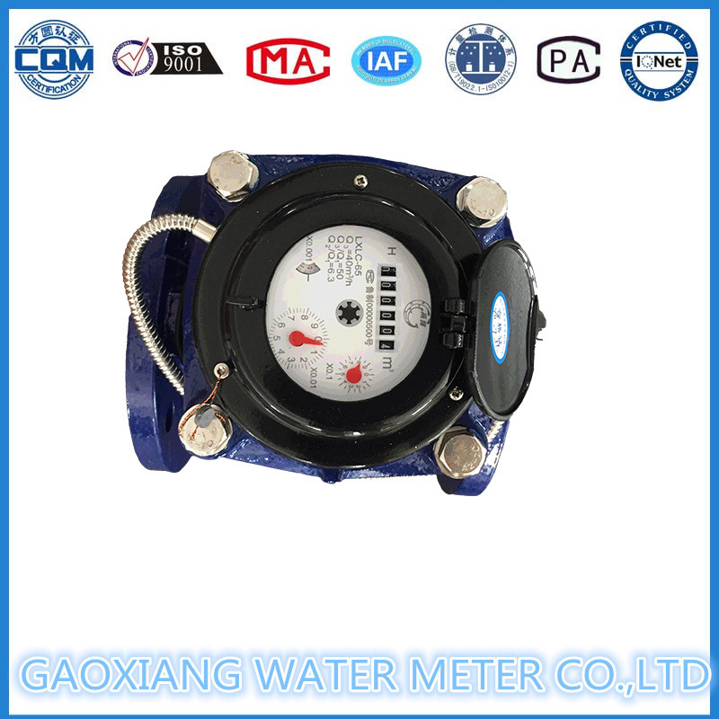Reading Remote Woltmann Type Water Meter (Dn50mm) pictures & photos