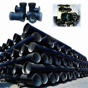 [Hot Item] Weight of Di K7 & K9 Pipes Best Ductile Iron Pipe Rates for Sale