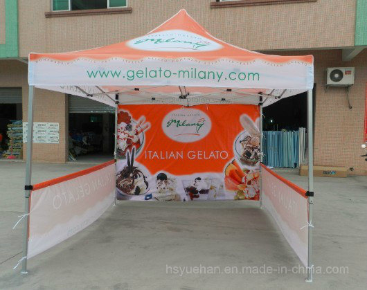 2016 Advertising Tent