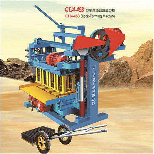 European Certification Brick Making Machine