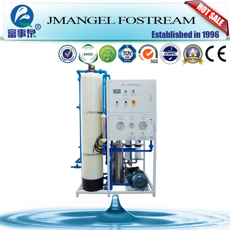 [Hot Item] Factory Cost Price Small Reverse Osmosis Machine Marine Salt  Water Seawater Desalination Plant