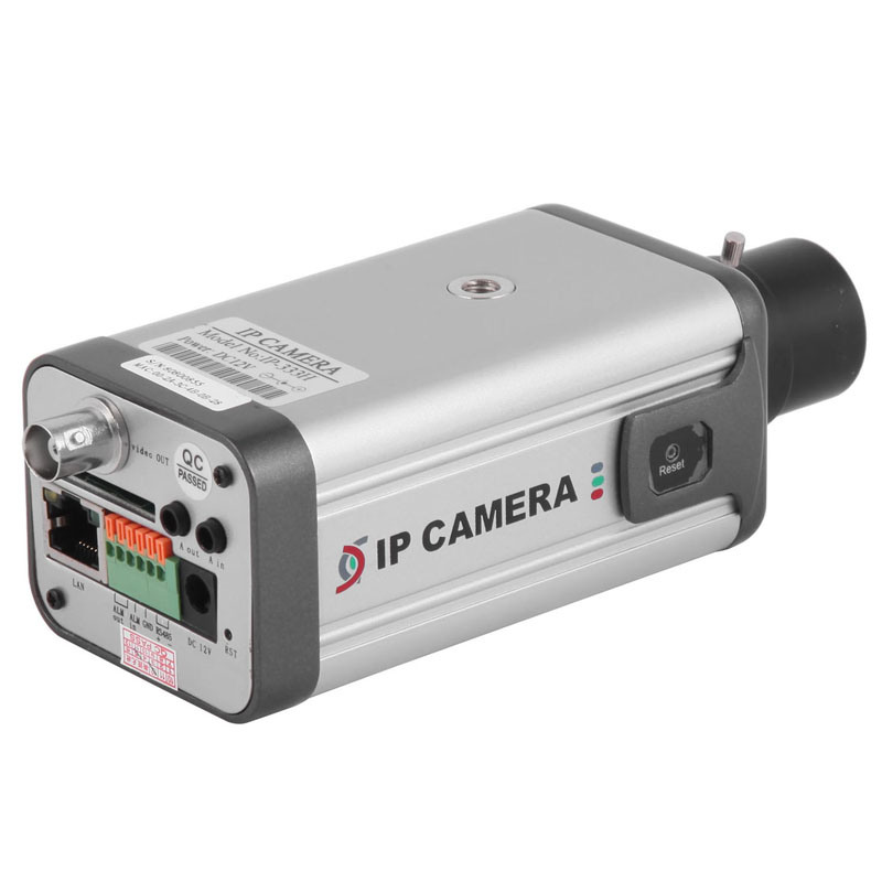 [Hot Item] 420tvl Sony CCD IP Video Poe Camera (IP-333HP)
