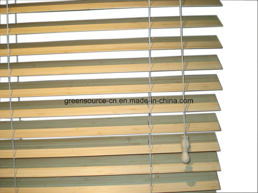 "2"" Bamboo Shutter -Bamboo Curtains pictures & photos"