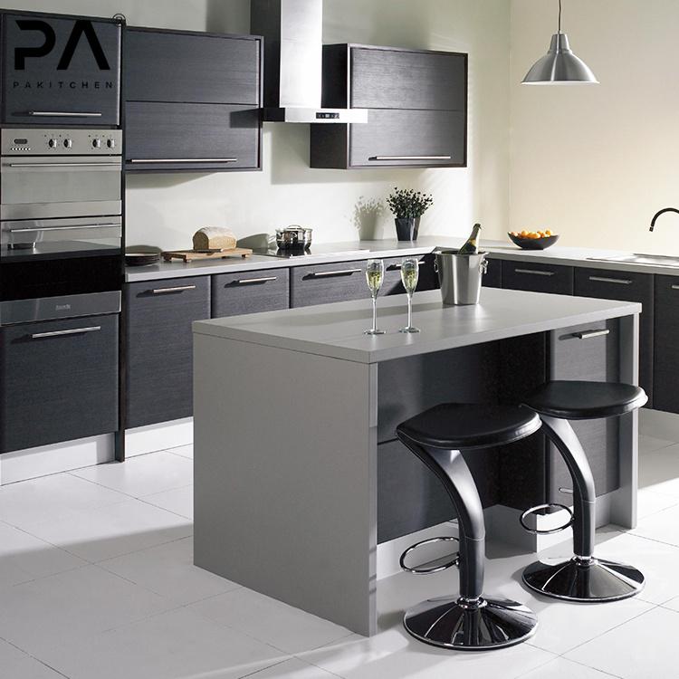China European Simple Kitchen Design Melamine Modern Kitchen Cabinets Set For Apartment China Kitchen Cabinet Kitchen Furniture
