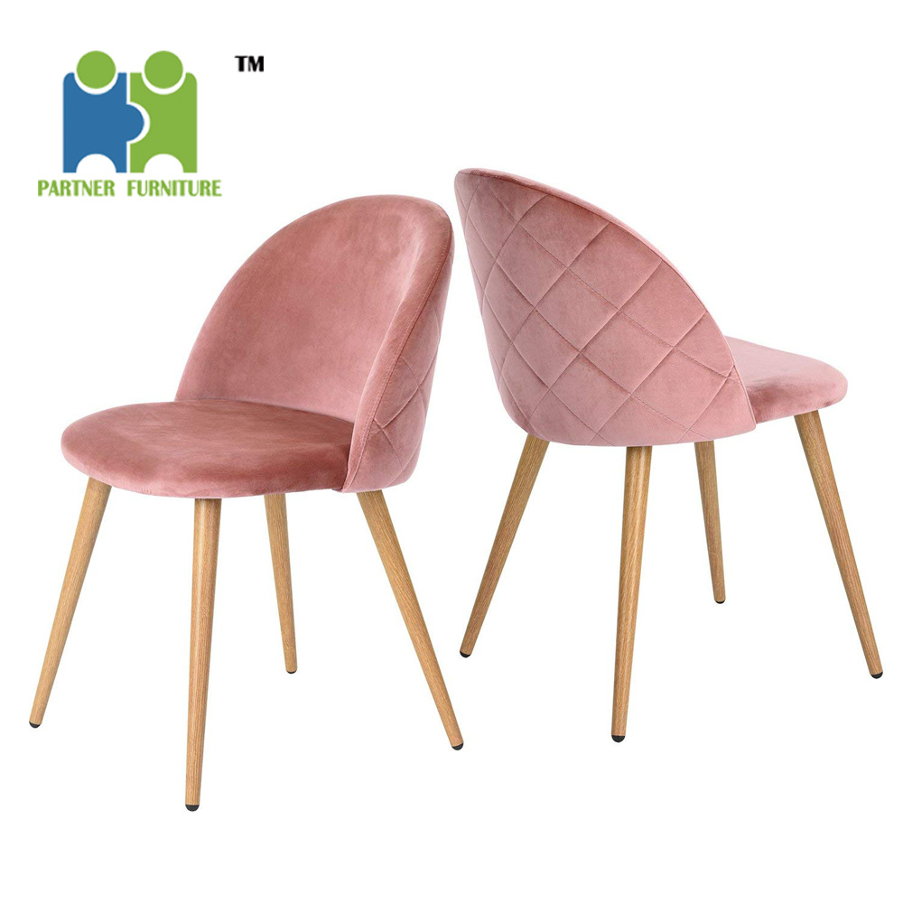 [Hot Item] (HELEN-A) Accent Dining Chairs for Living Room, Modern Velvet  Leisure Upholstered Chairs MID Century