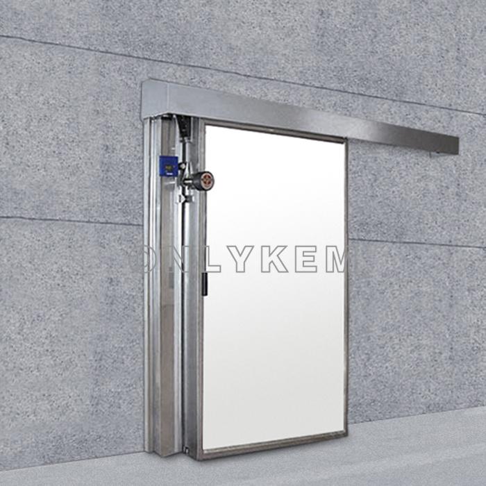 China Insulated Single Hinged Sliding Doors For Cold Rooms China Freezer Room Door Cold Room Door