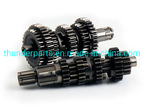 China Motorcycle Driving Gearbox Sets Parts for Cg150 - China Motorcycle  Gearbox, Motorcycle Parts   Gear Box Of Motorcycle      Sunshine Thunder Parts Co., Ltd.