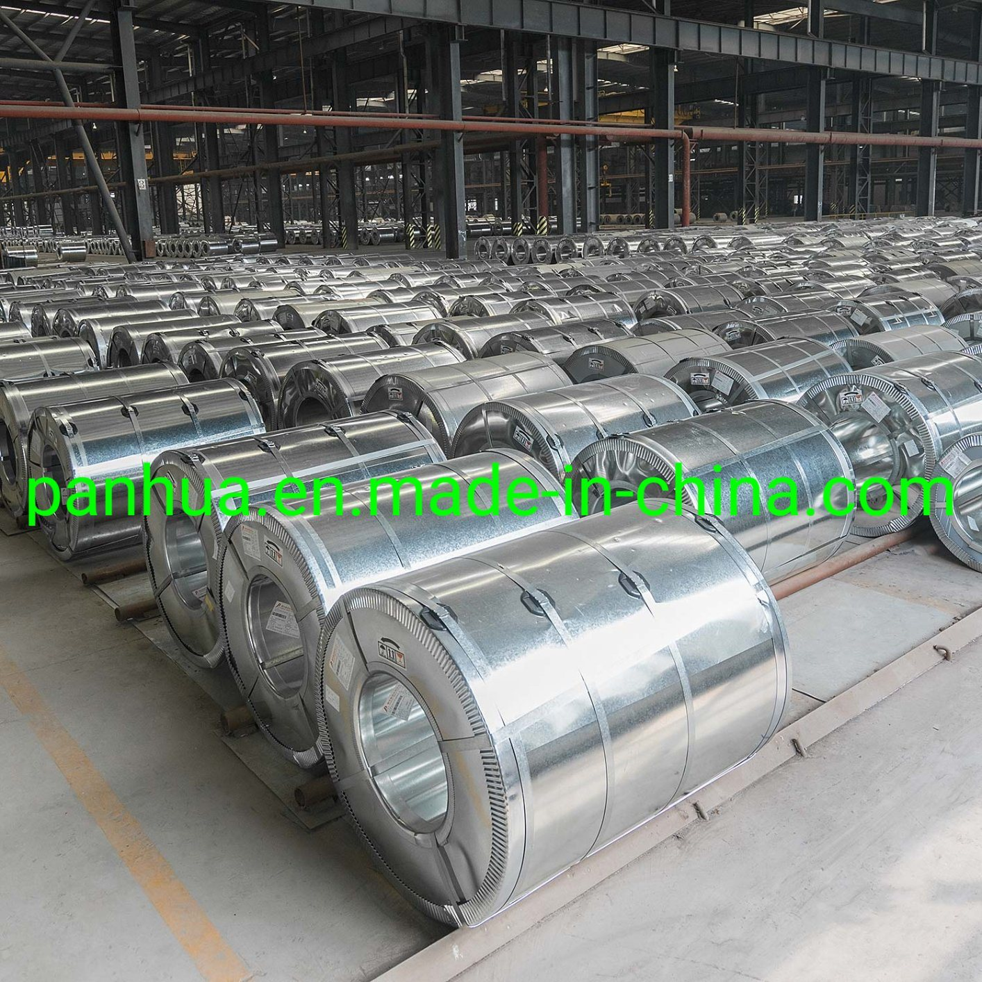 Cold Rolled Hot-DIP Galvanized Steel Coil pictures & photos