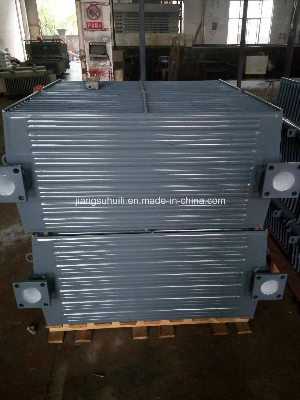1500kVA Oil-Immersed Transformer Radiator pictures & photos