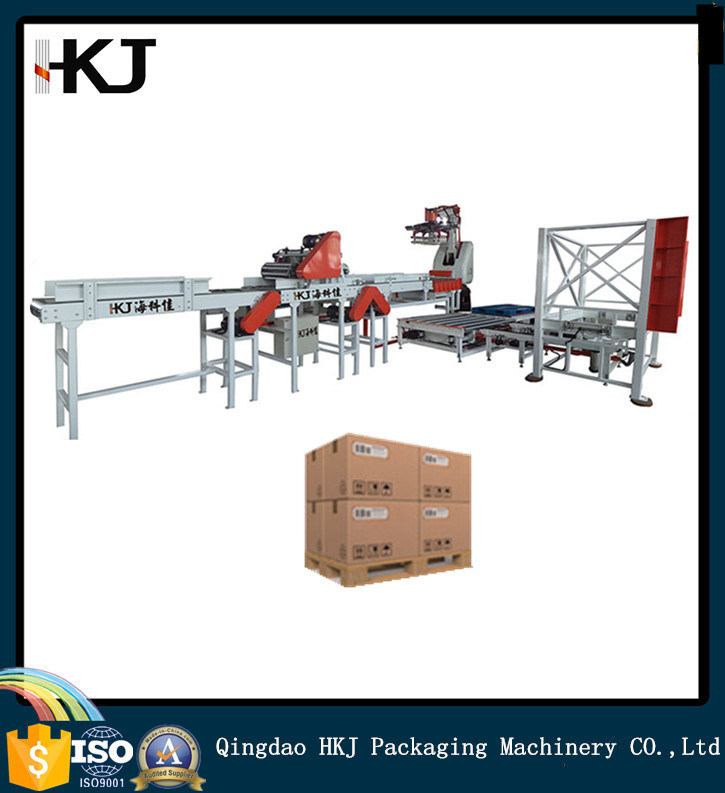 High Quality Palletizing &Stacking Machine