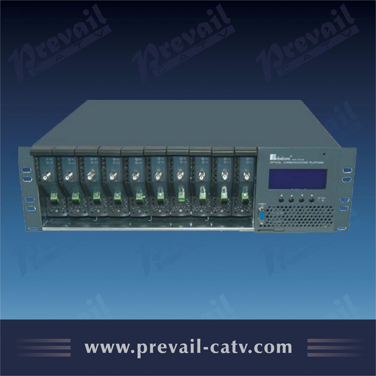 China Catv Optical Fiber Communication System Platform