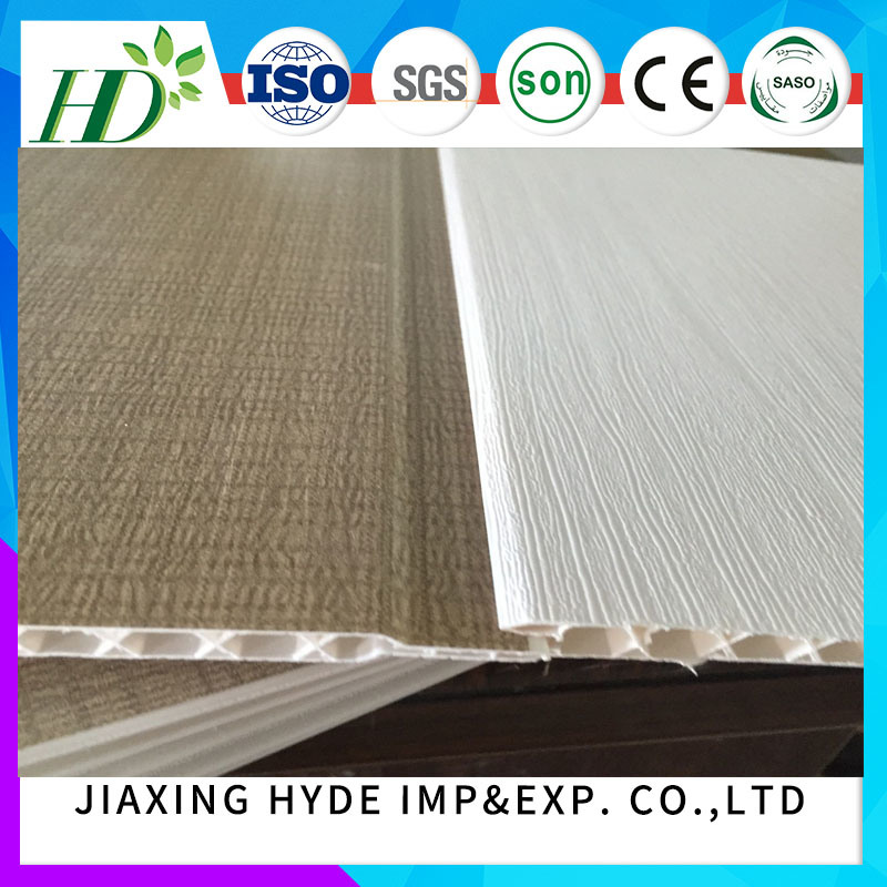 Marble Colors PVC Wall Panel Decoration Waterproof Material
