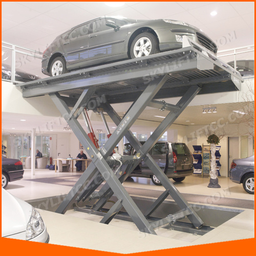 1-12m Hydraulic Car Scissor Lift pictures & photos