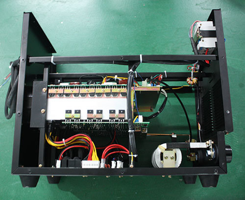 High Quality MMA Welding Machine Arc400 pictures & photos