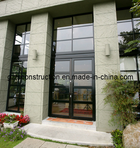 China Australian Standard Aluminum French Doors Exterior China