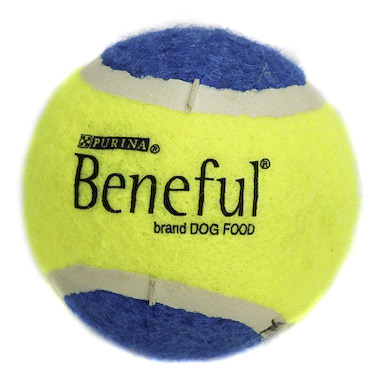 Tennis Ball for Promotion with Polyester Felt