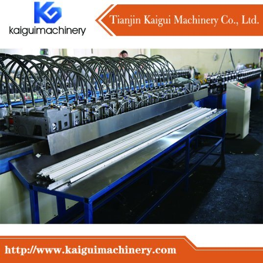 Automatic T Grid Roll Forming Machine for Best Price pictures & photos