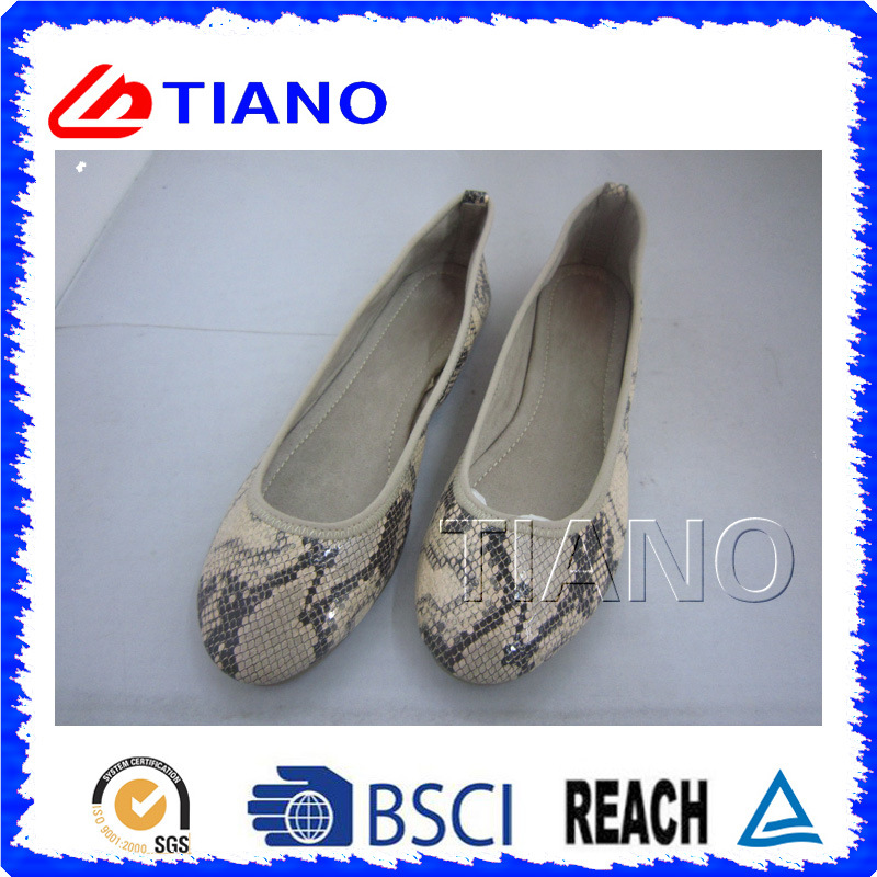 Fashion Comfortable and Leisure Lady Shoes (TNK23805) pictures & photos