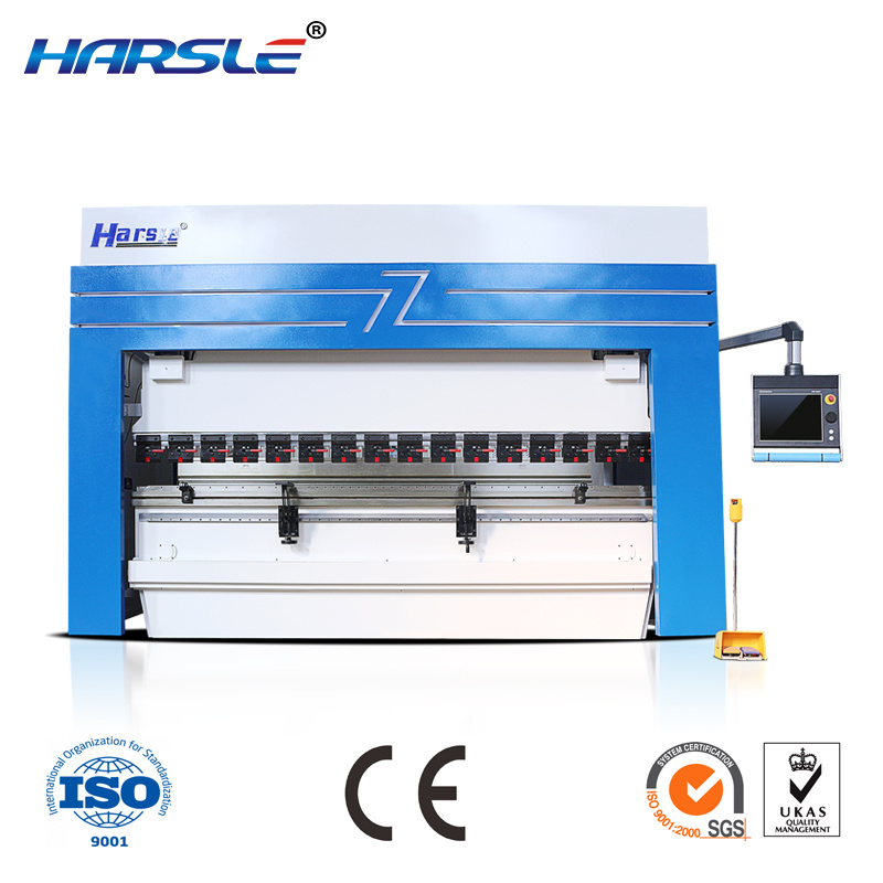 Hydraulic Press Brake, CNC Hydraulic Press Brake for Sale pictures & photos