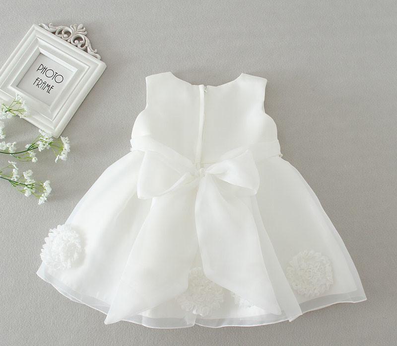 China Baby Girl Dress Christening Baptism Gowns Flower Girl Dress ...