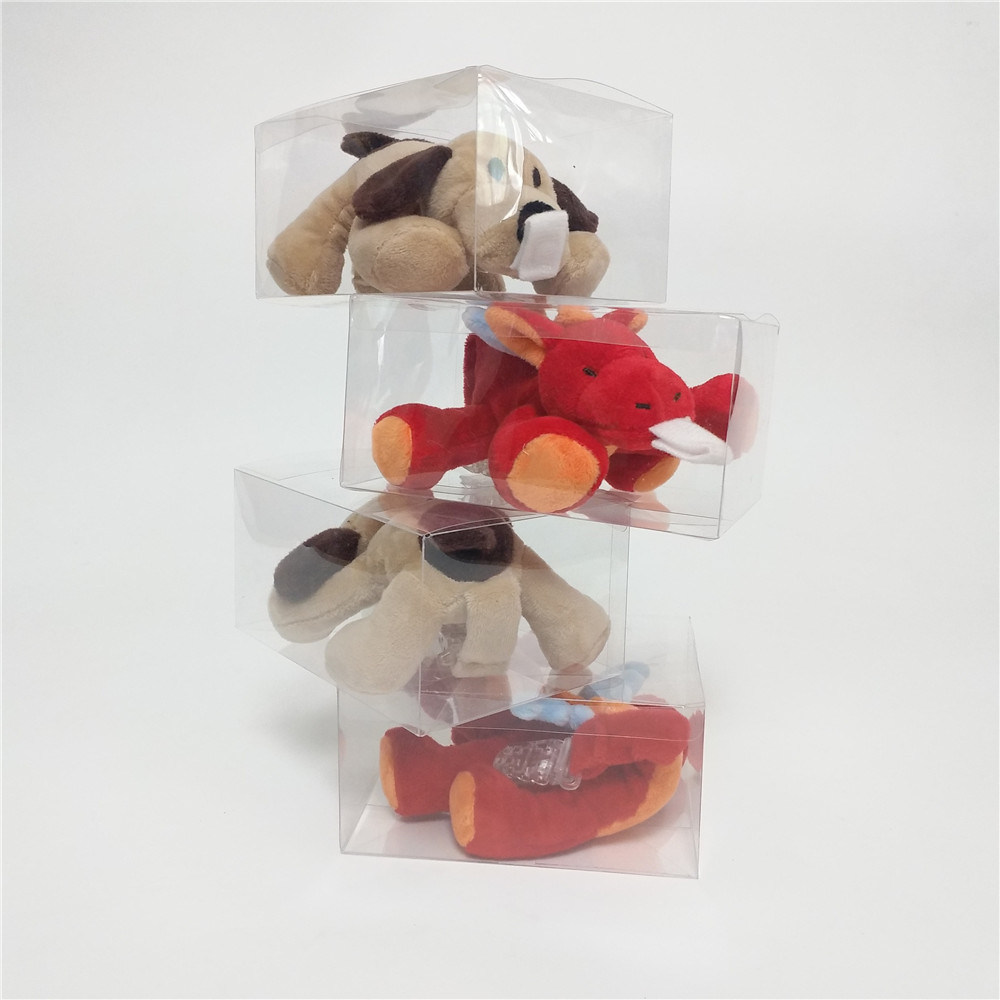 China Baby Pacifier Dog Dragon Animal Custom Toy with PVC Box ...