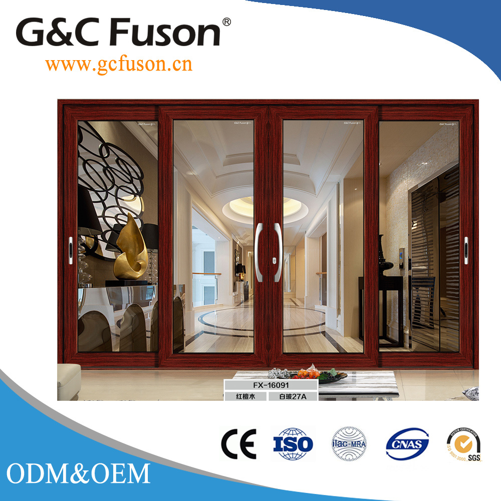 China Roller Shutter And Retractable Mosquito Net Aluminium Sliding