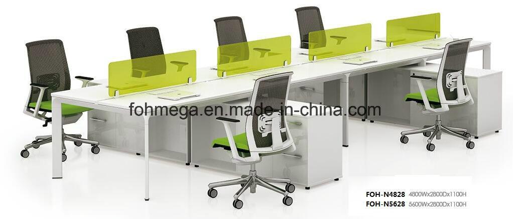[Hot Item] Factory Directly Modern Open Desk Workstation