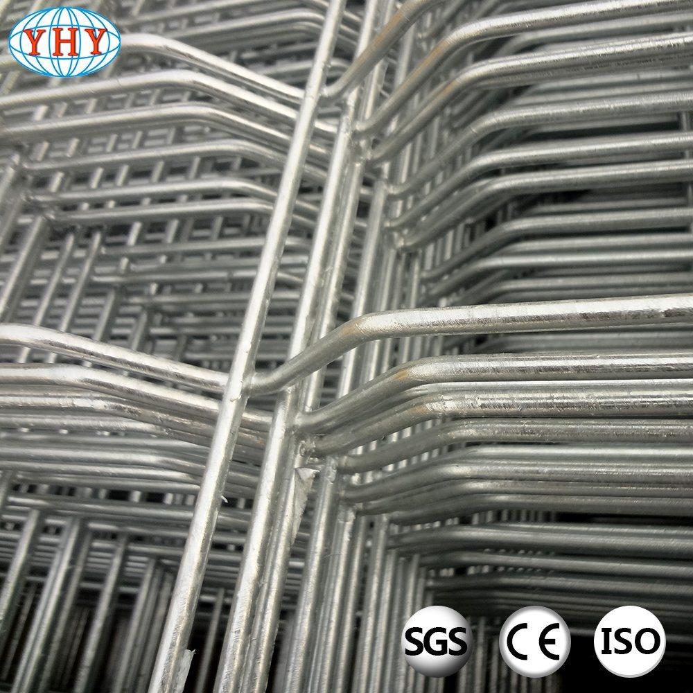 China 4X4 Galvanized Sqaure Welded Iron Mesh - China Welded Panel ...