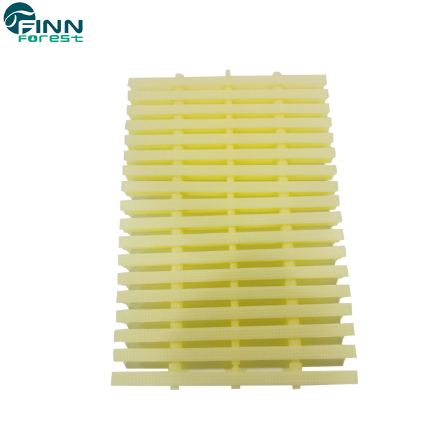 [Hot Item] Swimming Pool Accessory ABS Material 18/20/25/30/35/40cm  Drainage Gutter Grating