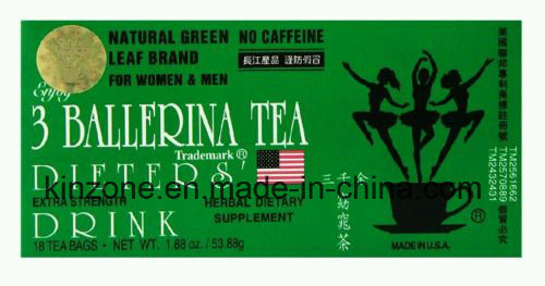 Te Chino Del Dr Ming Slimming Tea 30/ 60 Bags Package pictures & photos