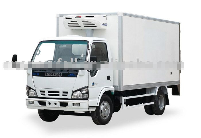 Transport (FRP truck body) Refrigerated Truck Body pictures & photos