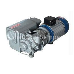 [Hot Item] Single Stage Oil Sealed Rotary Vane Vacuum Pump 12cfm 1HP Food  Packing Machine