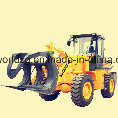 W136 3ton Loader Road Construction Loading Machine pictures & photos