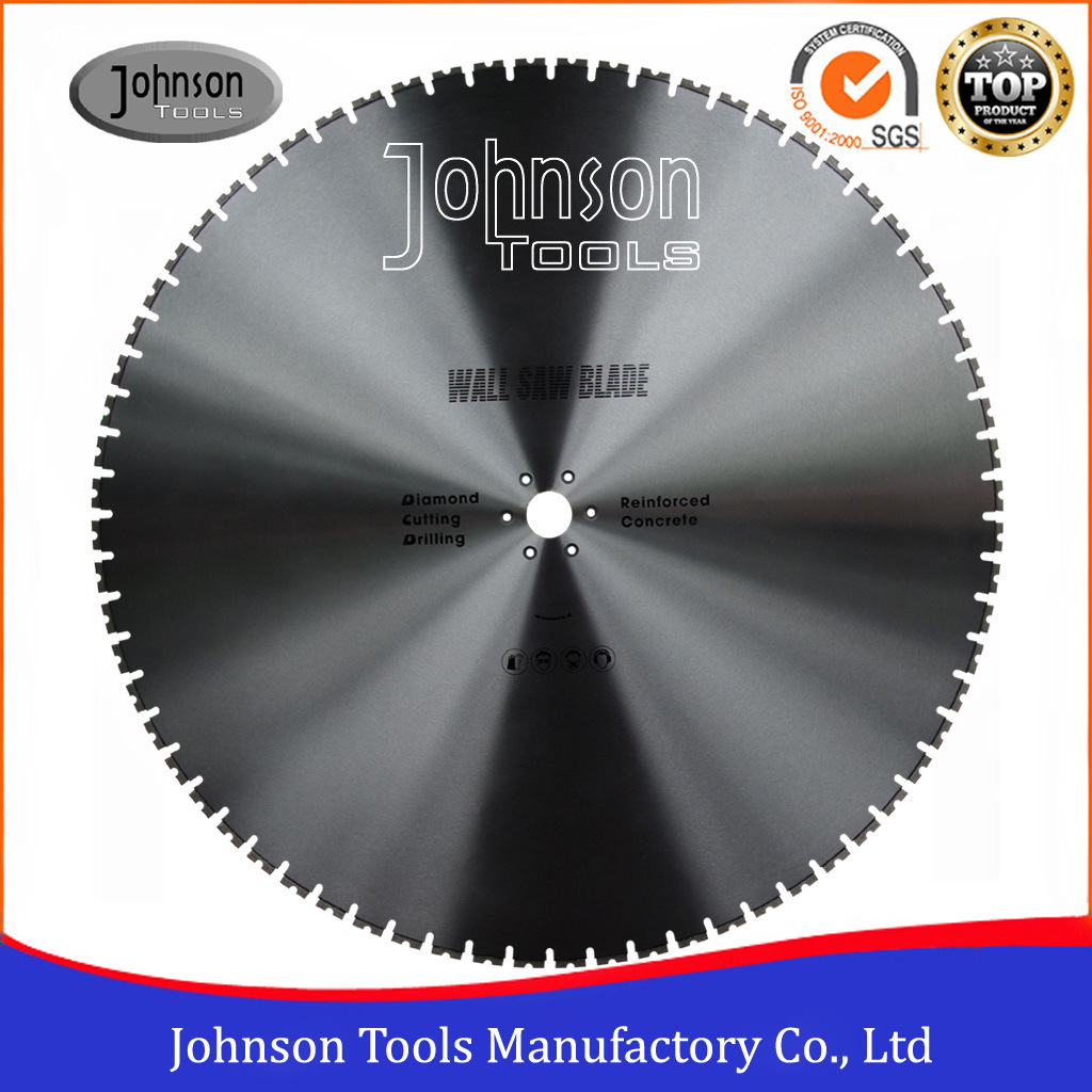1200mm Diamond Wall Saw Blades for Cutting Reinforced Concrete Wall