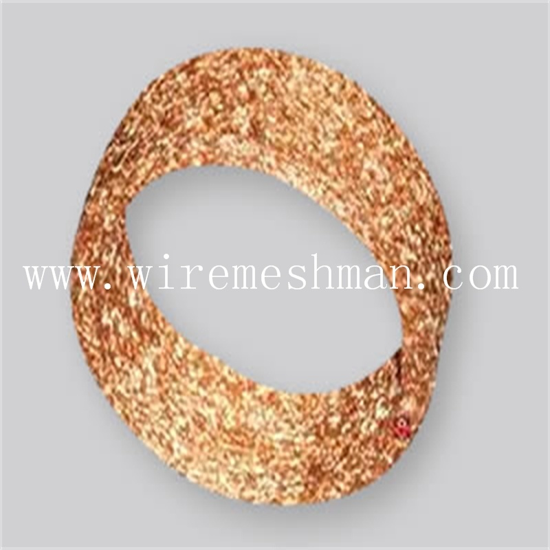 China Compressed Knitted Wire Mesh Filter - China Compressed Knitted ...