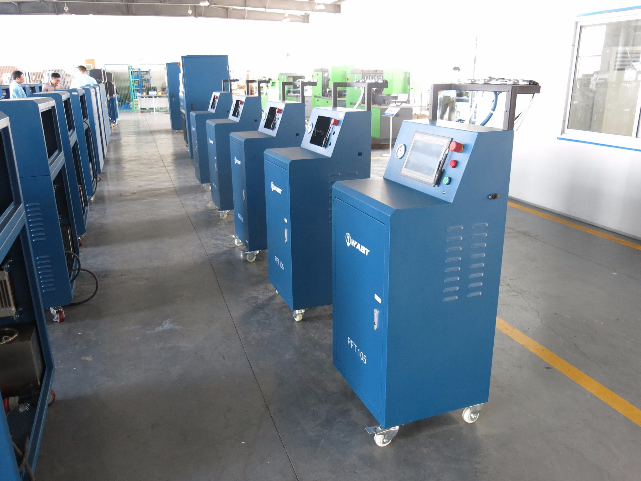 Common Rail Pump Test Bench pictures & photos