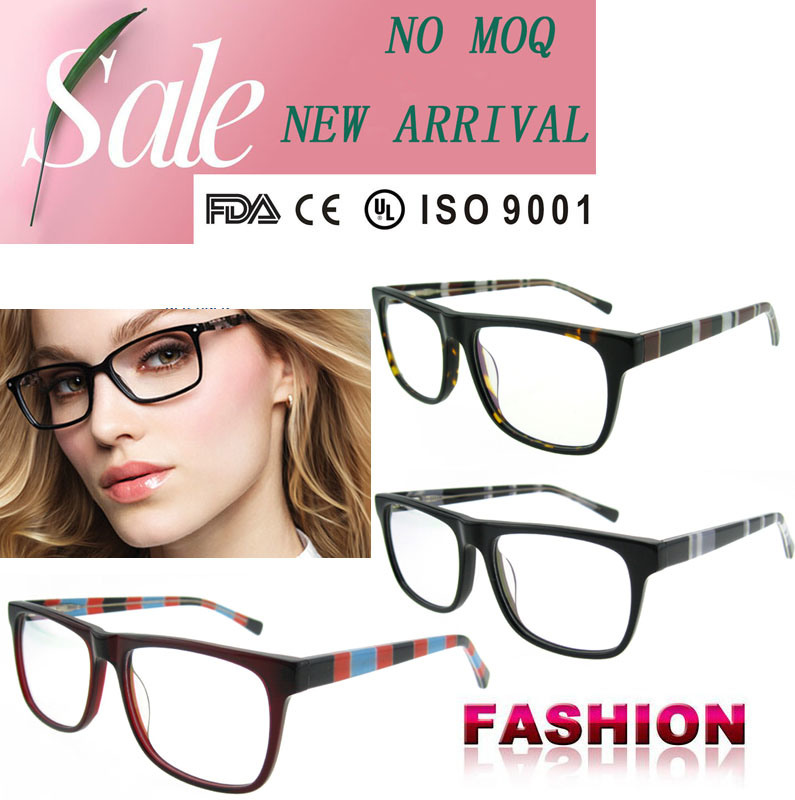 6a17316d4262 Fashion Wholesale Eyewear Optic Frame Fashion Naked Glasses Handmade  Acetate Frame. Get Latest Price