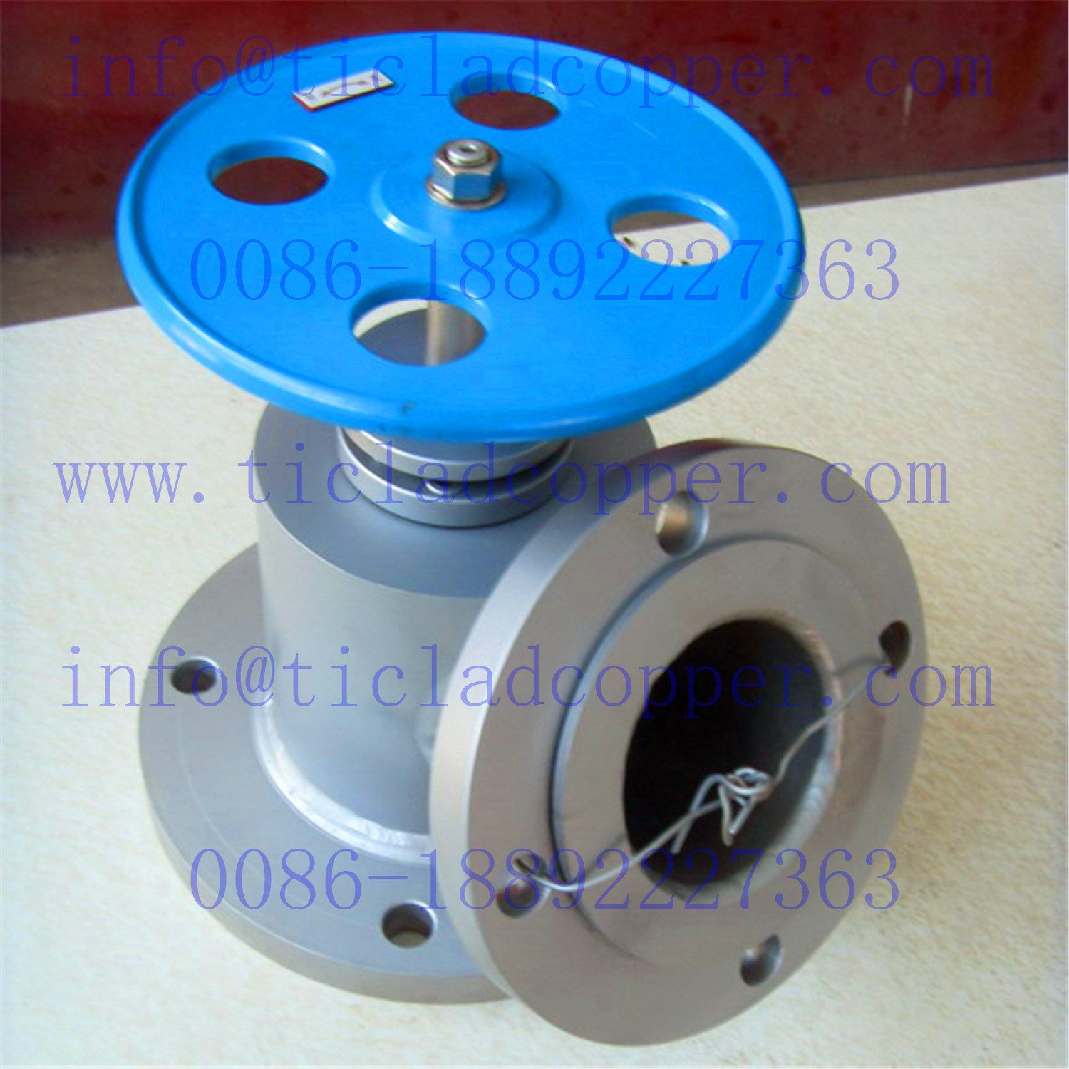 Titanium Flange Ball valve pictures & photos