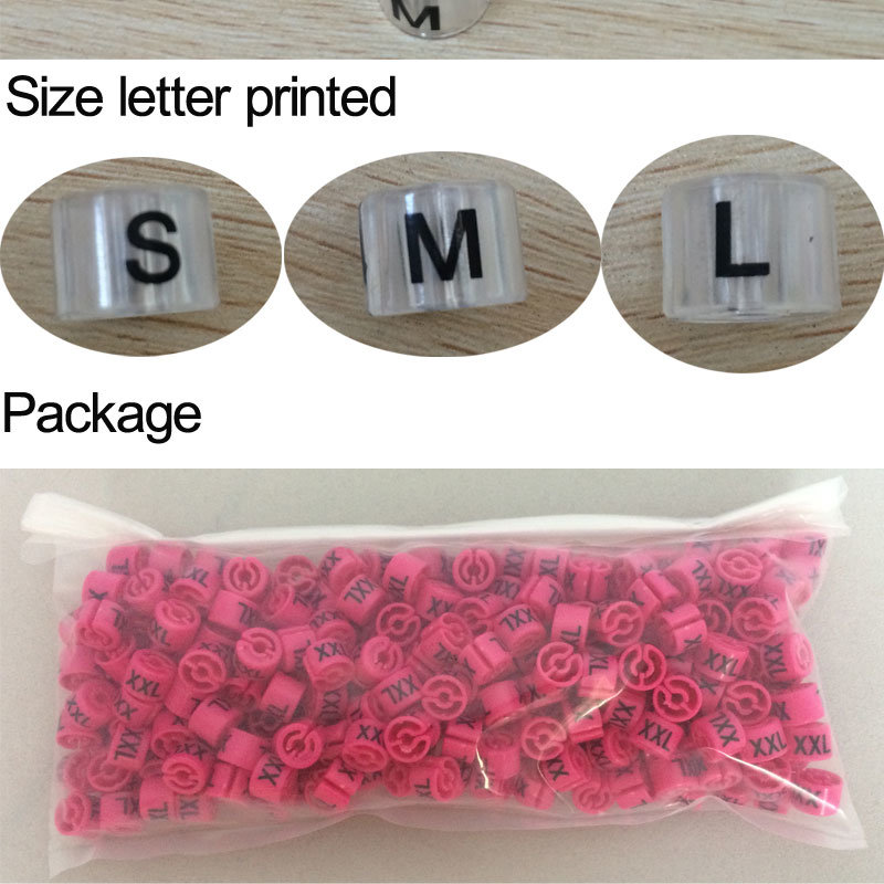 Plastic Round Cheap Size Ring for Hanger pictures & photos