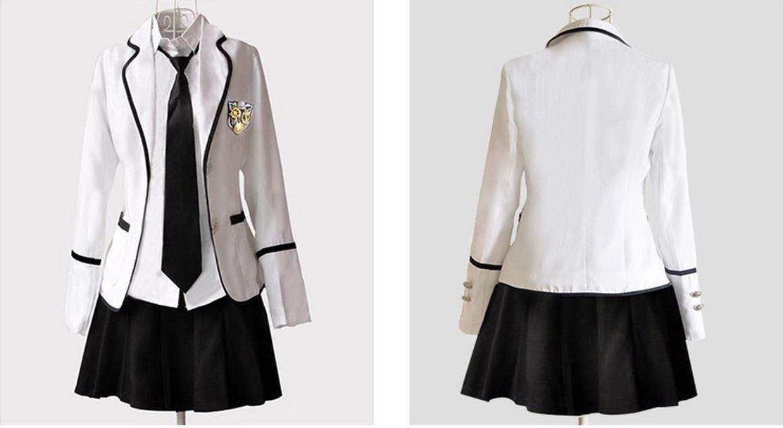 a67485ff60 China Fashionable High School Uniforms for Girls (Uniform130004) - China High  School Uniforms, School Blazer