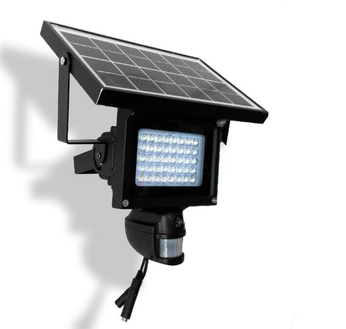 China Motion Detection Smart Alarm 720p Solar PIR Sensor ...