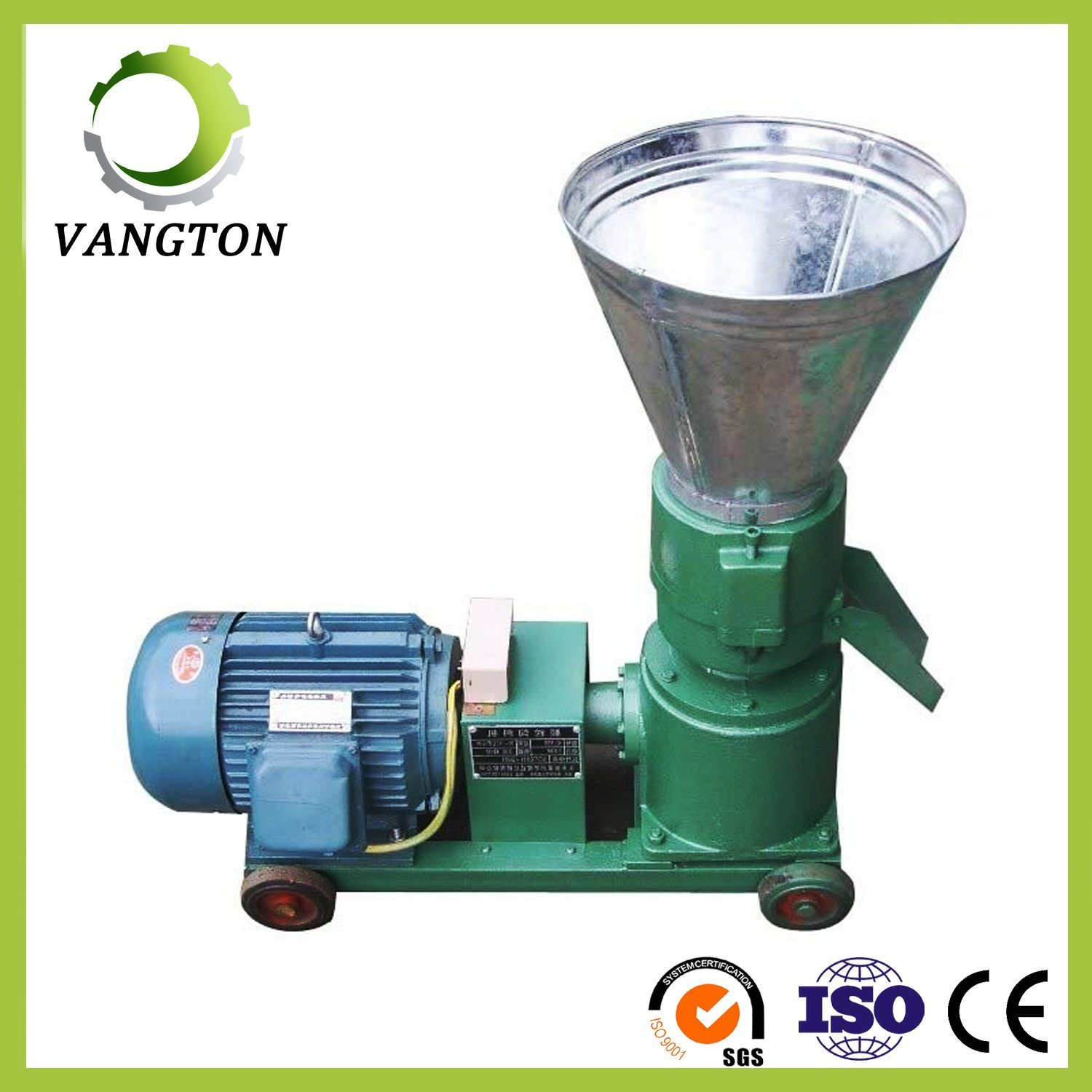 China Pellet Press, Pellet Press Manufacturers, Suppliers | Made-in ...