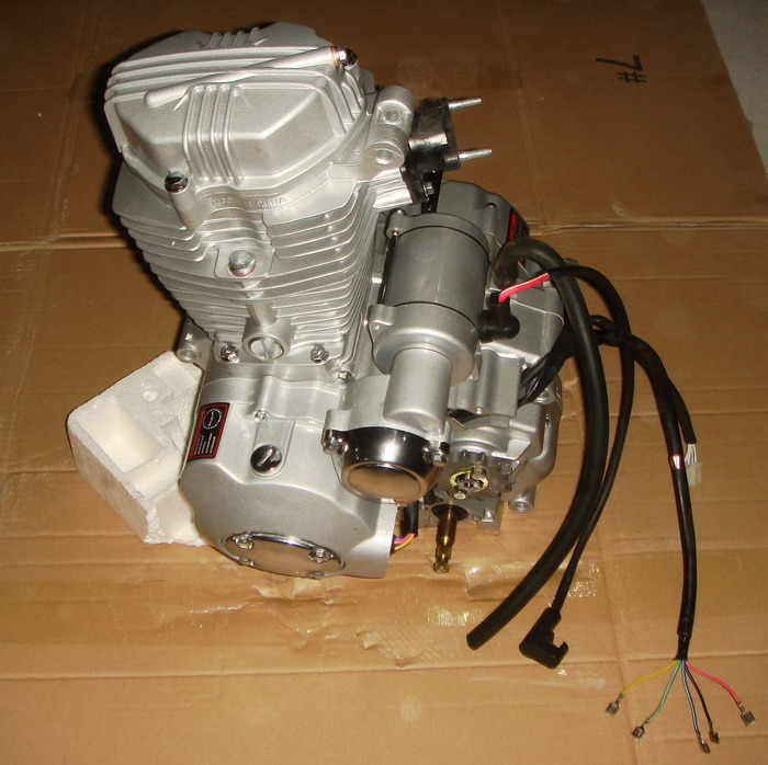 Yog Motorcycle Parts Motorcycle Engine Complete for Honda Cg125 pictures & photos